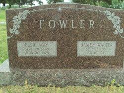 Elsie May Fowler