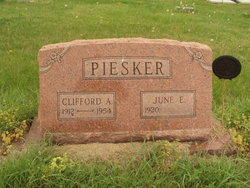 Clifford Amos Piesker