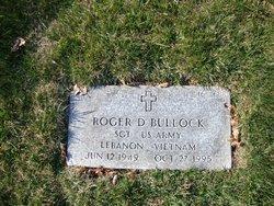 Roger D Bullock