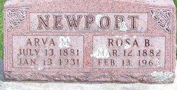 Rosa B. <i>Cassity</i> Newport