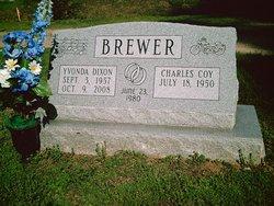 Yvonda Jean <i>Dixon</i> Brewer