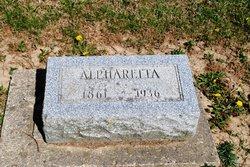Alpharetta Retta <i>Lambert</i> Botkin