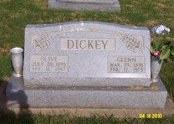 Olive Ruth <i>McKinley</i> Dickey