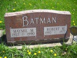 Maymie Marie <i>Benway</i> Batman