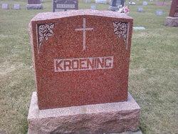 Mary <i>Ponczoch</i> Kroening