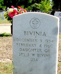Bivinia Bivins