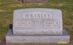 Jennie Isabel <i>Dickey</i> McKinley