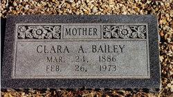 Clara A <i>Hamilton</i> Bailey