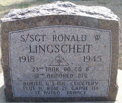Ronald W. Lingscheit