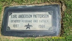 Earl Anderson Patterson