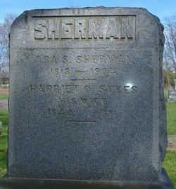 Harriet O. <i>Sykes</i> Sherman
