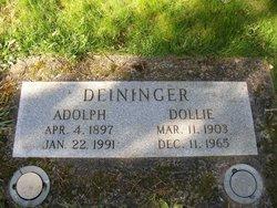 Adolph Deininger