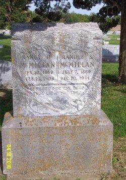 Nancy Harriet <i>McKinley</i> McMillan