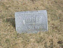 Mary <i>Wickman</i> Sherwood