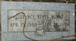 Florence <i>Keyes</i> Bonne