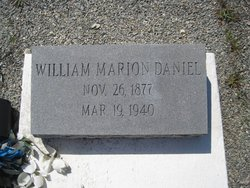 William Marion Daniel