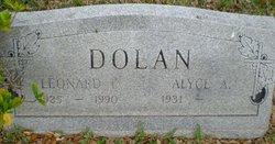 Alyce A. Dolan