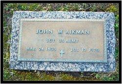 John M. Aikman