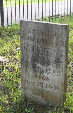 Daniel Washington Burford