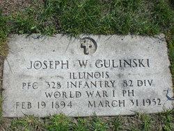 Joseph W. Gulinski