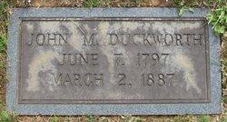 John McCamie Duckworth
