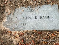 Lois Jeanne <i>Duncan</i> Bauer