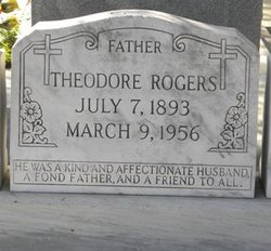 Theodore Rogers