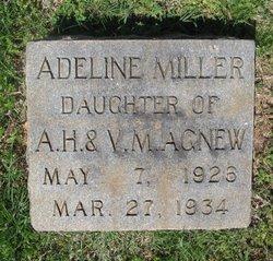 Adeline Miller Agnew