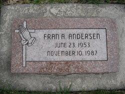 Fran A. Andersen