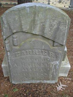 Carrie B. <i>Maze</i> Ginley