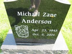 Michael Zane Anderson