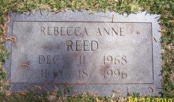 Rebecca Anne Reed