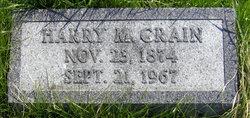 Harry Marshall Crain