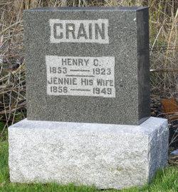 Jennie Hoadley <i>Reed</i> Crain