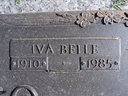 Iva Belle Barco