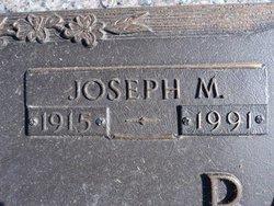 Joseph M Barco