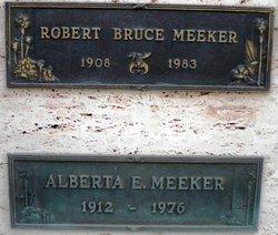 Alberta E. Meeker