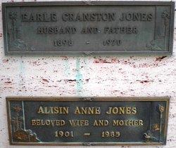 Alisin Anne Jones