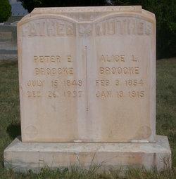 Peter Earl Broocke