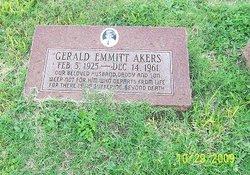 Gerald Emmitt Akers