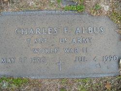Charles F Albus
