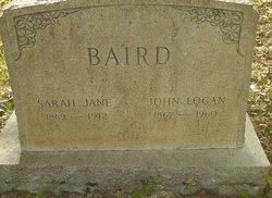 Sarah Jane Baird