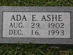 Ada Elmea <i>Rains</i> Ashe