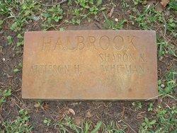 Sharon K <i>Whitman</i> Halbrook
