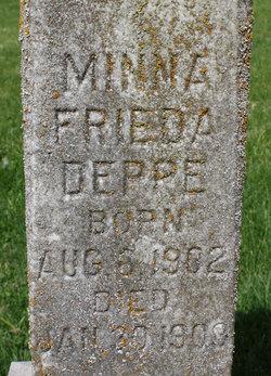 Minna Frieda Deppe