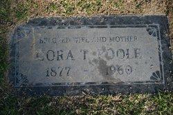 Cora Thelma <i>Fox</i> Poole