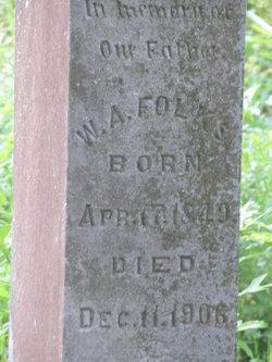 William Alfred Folks