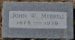 John William Merrell