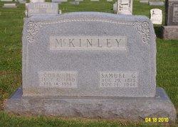 Cora M McKinley