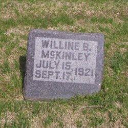 Willine B McKinley